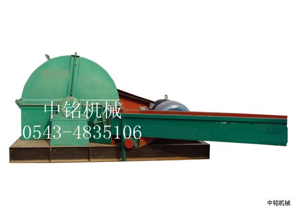 ZM1710削片机-水平进料