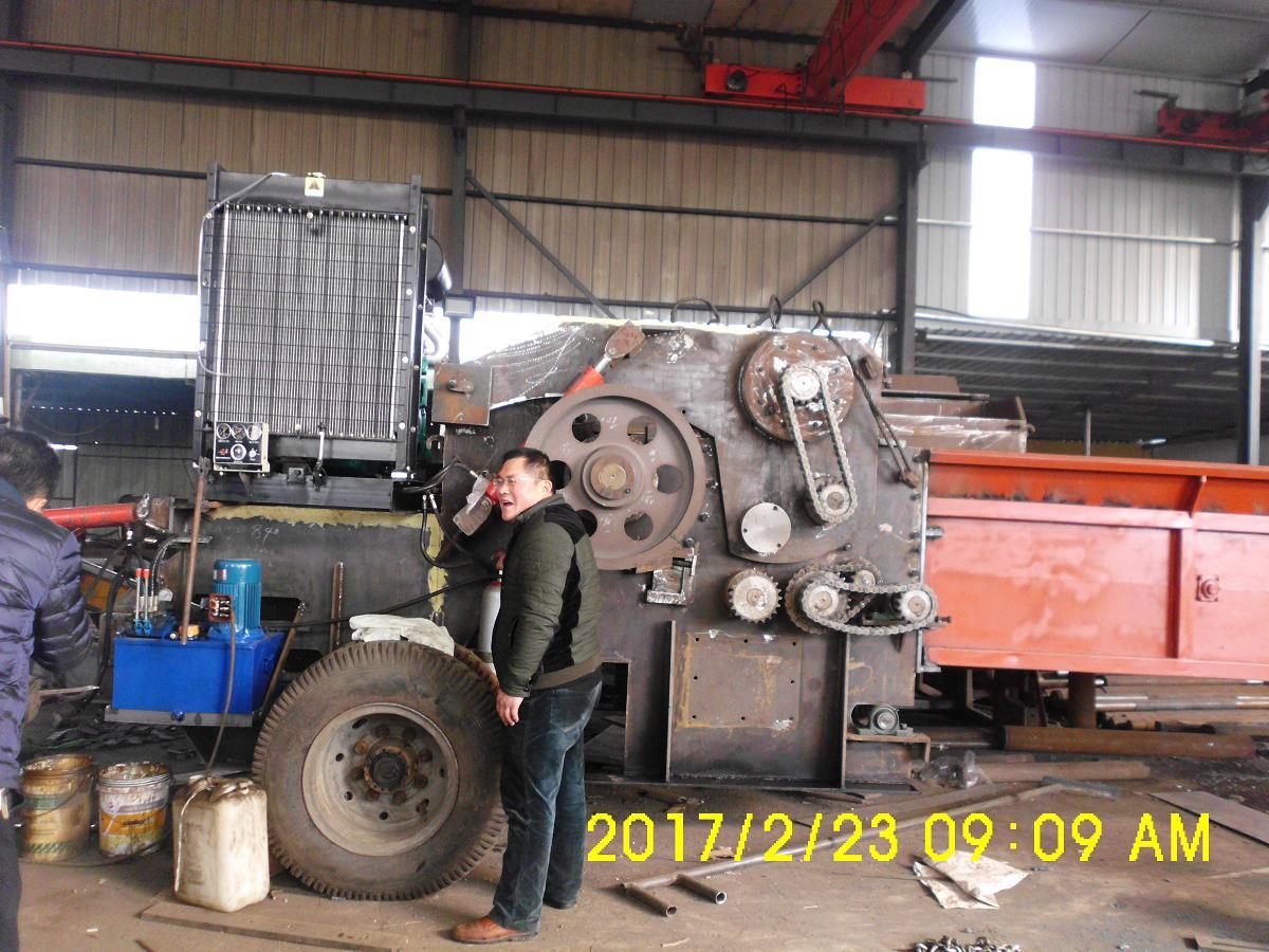 柴油机版1250-500试机视频